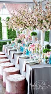 Decoration Tables by 105 Best Long Table Decor Images On Pinterest Marriage Wedding
