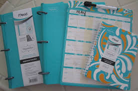 Mead Expense Tracker by Mead Organizher Review Big Giveaway Deal Ectable Mommies