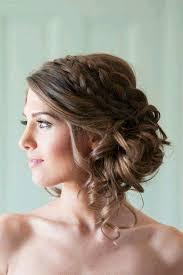 chignon tressã mariage les 63 meilleures images du tableau hairstyle sur