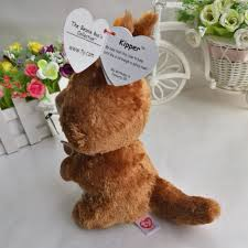 aliexpress buy kipper brown kangaroo ty beanie boos 1 piece