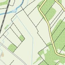 ã karten design ã pfingen topografische karte