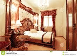 chambre a coucher de luxe chambre à coucher de luxe photo stock image du hôtel 25943774