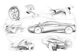 pagani drawing how to make a pagani huayra my life at speed