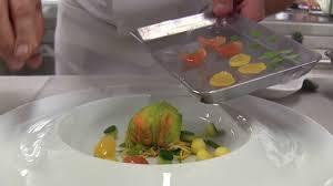 christophe cuisine christophe bacquié prepares a dish at 2 michelin le montecristo
