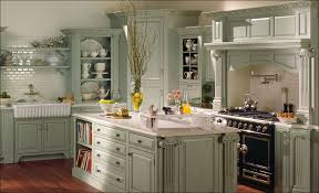 Top Of Kitchen Cabinet Decor by Top Kitchen Cabinets Kitchen Cream Tile Floor Idea Best White