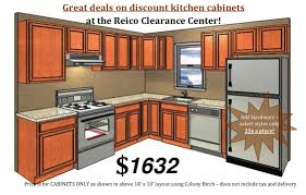 Cost Of Cabinets For Kitchen Low Cost Kitchen Cabinets Sensational Design Ideas 9 Discount