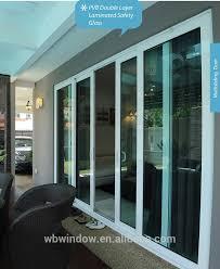Upvc Sliding Patio Door Locks Latest Pvc Horizontal Sliding Door Track With Security Lock Design