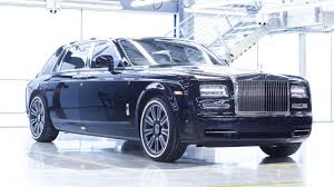 this is the final rolls royce phantom vii top gear