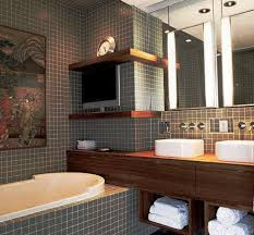 men bathroom ideas men bathroom decor 2017 grasscloth wallpaper