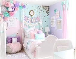 room makeover the fancy shack pastel girls room makeover