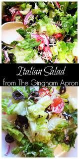 best 25 italian salad ideas on italian salad recipes
