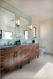 Walnut Vanity Walnut Vanity Bathroom Contemporary With Vanity Modern