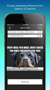 How To Create A Meme On Iphone - me gusta the coolest meme generator apps 148apps