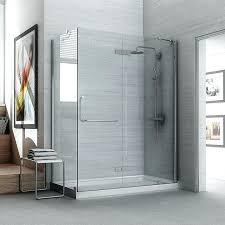 Shower Stalls With Glass Doors Shower Door Replacement Medium Size Of Bathroom Glass Shower Stall