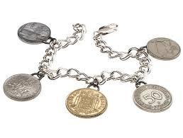 european bracelet chain images European coin bracelet tokens icons jpg