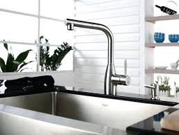 kitchen faucets stainless steel pull out stainless steel kitchen faucets discontinued single lever