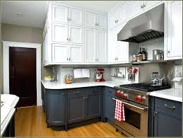 make glass front upper kitchen cabinets for the dollhousekitchen