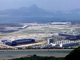 hong kong international airport minecraft project