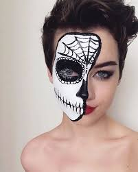 20 half makeup designs ideas trends design trends