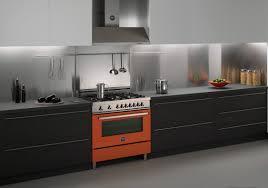 Under Cabinet Kitchen Hood Kitchen Dark Wood Cabinets With Bertazzoni Range And Unique Range
