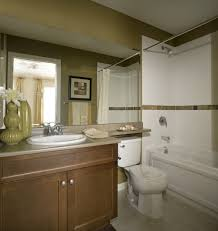 what color goes with brown bathroom cabinets small bathroom colors small bathroom paint colors