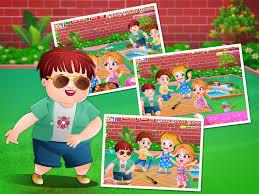 app shopper baby hazel garden party games