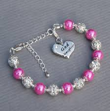 goddaughter charm bracelet goddaughter gift goddaughter jewelry gift from godmother