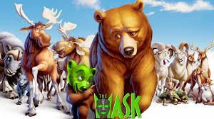 brother bear mask dvd alexabbies deviantart