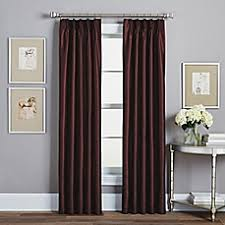 Bed Bath And Beyond Curtains And Drapes Window Curtains U0026 Drapes Pinch Pleat Bed Bath U0026 Beyond