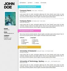 modern resume sles images artsy resume templates graphic design resume sles resume