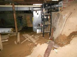 scope of repair of basement wall collapse general discussion