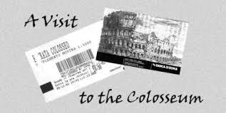 biglietti ingresso colosseo the colosseum net visit it