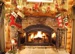 Christmas Decoration Ideas Fireplace Christmas Decorating Fireplace Tips Create A Cozy Cabin Hearth