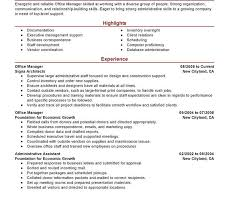 Trained New Employees On Resume Office Manager Skills Resume Cbshow Co