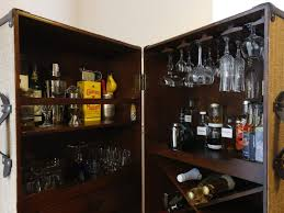 Making Your Own Cabinets Make Your Own Cocktail Cabinets And Minibars Diy Locking Liquor