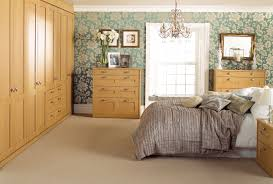 Linea Cream Bedroom Furniture  Wardrobes From Sharps Bedrooms - Oak bedroom ideas