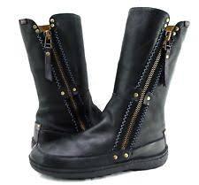 s heel boots size 11 mid calf slim heel boots for size 11 ebay