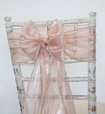 organza chair sashes silk organza chair sashes hoods and table runners 7 colours
