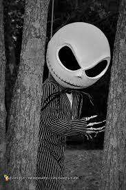Jack Skellington Costume 150 Coolest Homemade Nightmare Before Christmas Costumes