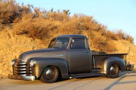 chevy 3100 thriftmaster grey matte paint color layout