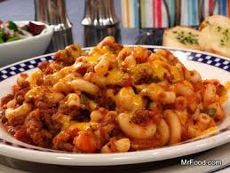 Dinner Ideas For Cold Weather All American Skillet Goulash Goulash Skillet And Skillet Dinners