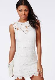 robe mariã e asymã trique white dresses robes blanches moulantes