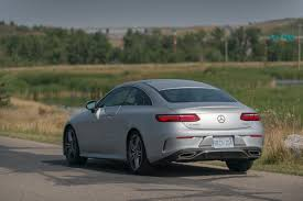 mercedes review 2018 mercedes e400 4matic coupe review