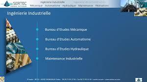 bureau d udes hydraulique sertec 30 ées d expérience une prestation globale pdf