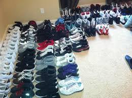 clippers u0027 chris paul has home u0027museum u0027 for jordan nike sneaker