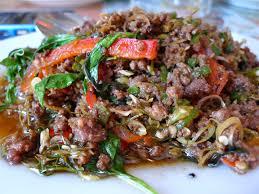 recette de cuisine thailandaise recette boeuf sauté au basilic à la thaïlandaise recettes