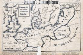 Map Of Belgium And Germany What If Germany Had Won The First World War U2013 Atlantic Sentinel