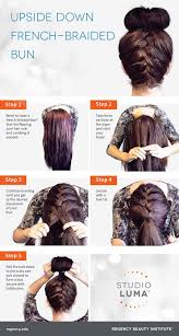 put your hair in a bun with braids 18 easy braided bun hairstyles to try asap gurl com gurl com