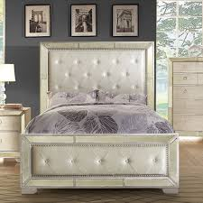 Furniture Of America Bedroom Sets Loraine E King Bed Cm7195ek