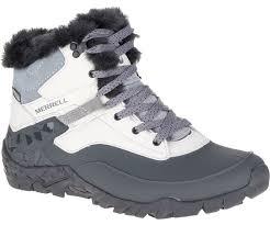 merrell womens boots size 11 6 waterproof ash merrell